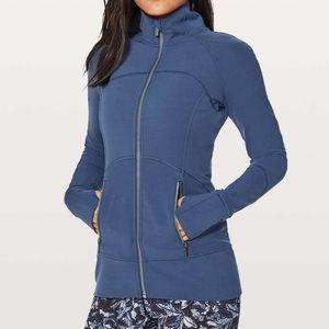 Lululemon Contour Jacket in Mineral Blue